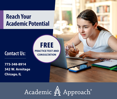 Academic Approach box ad
