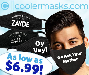 Cooler Masks