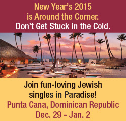Jewish Singles Travel box ad 2