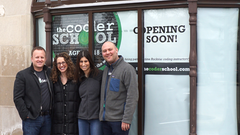 8 Questions for the Owners of theCoderSchool photo 1