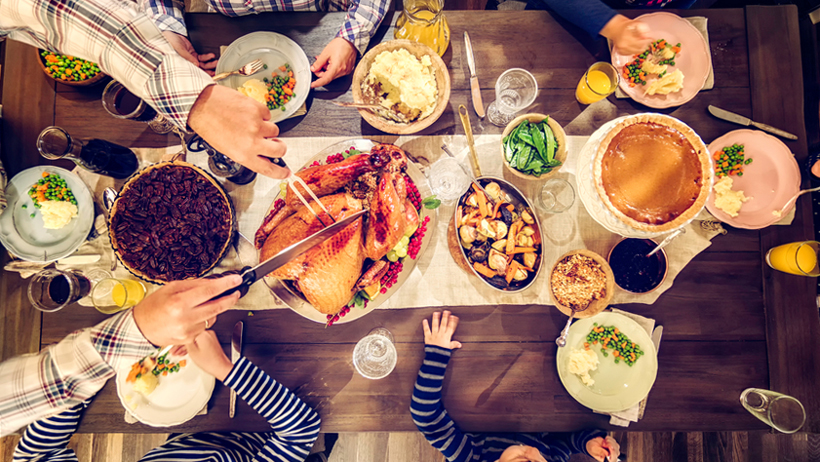 Healthy Holiday Foods You Can Feast On photo