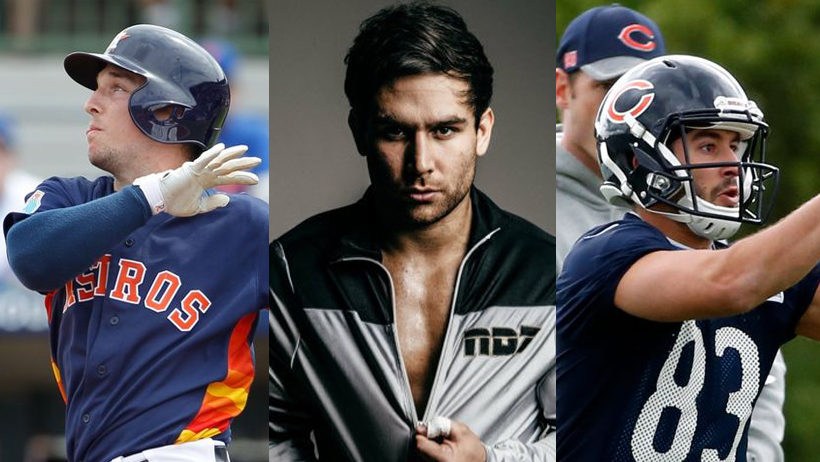 10 Up-and-Coming Jewish Sports Stars photo