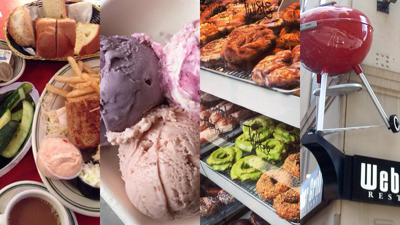 18 Chicago Food Spots photo