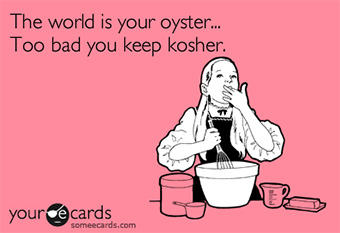 My road to keeping Kosher photo