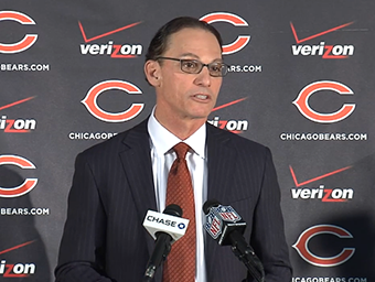 Bears bring in Jewish head coach, Marc Trestman photo