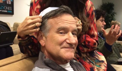 The Jewish Genius of Robin Williams: 4 Examples photo