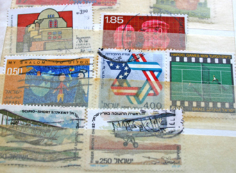 Reflections from a visit to an Israeli Post Office photo
