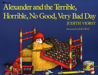 Alexander and the Terrible, Horrible, No Good, Very Bad Day photo