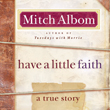 Book Review: Mitch Albom's Have a Little Faith photo_th
