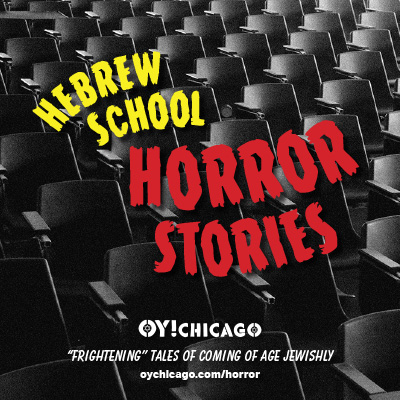 Hebrew School Horror Stories photo2