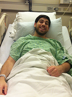 Adam's Amazing Appendectomy Adventure photo 2