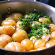 Garlic and Dill Pan-Roasted Taters photo_th