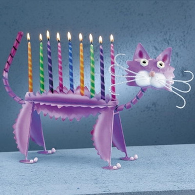 8 Ways to Brighten Up Your Chanukah photo 2