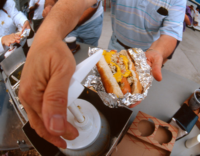 A Guide to Kosher Ballpark Food photo
