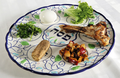 The Seder Plate of Me photo