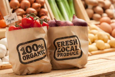 The Grocery Shopper's Dilemma-why buy organic? photo