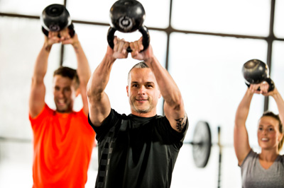 Kettlebells Rock photo