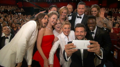 My Oscars Recap: A Personal Selfie photo