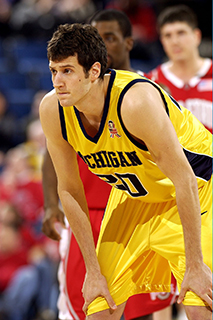 Interview with former Michigan Basketball player Ron Garber photo