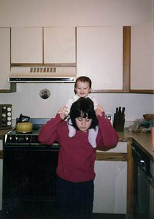 Dancing with my sister photo