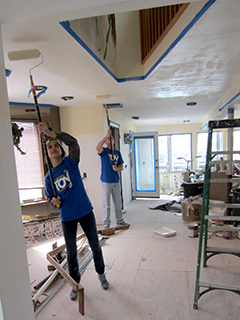 YLD Hurricane Sandy Rebuild Mission photo 1
