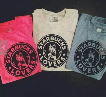 starbucks lovers