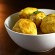 Golden Potatoes with Garlic Chive Butter photo_th