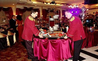 Celebrating, Russian-restaurant style photo 1