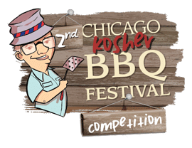 Chicago Kosher BBQ Competition and Festival photo2
