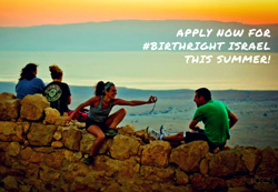 Register for Birthright Israel photo