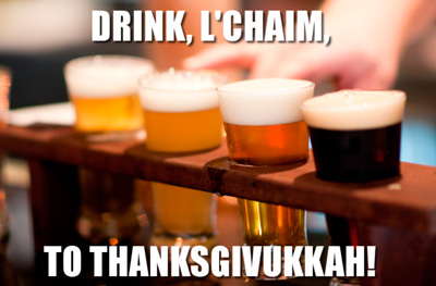 The 18 Best Ways to Celebrate Thanksgivukkah 25