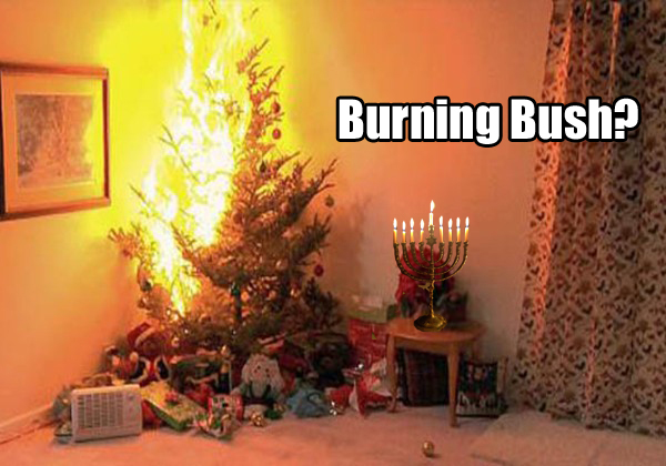 18 Signs You Grew Up Celebrating Chanukah and Christmas 9
