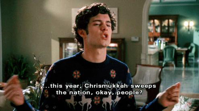 18 Signs You Grew Up Celebrating Chanukah and Christmas 11