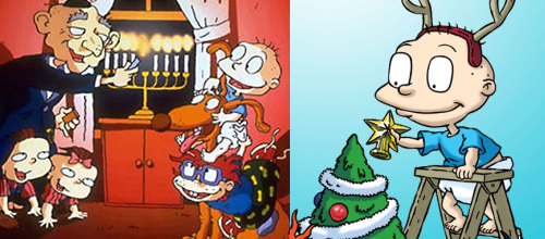 18 Signs You Grew Up Celebrating Chanukah and Christmas 13
