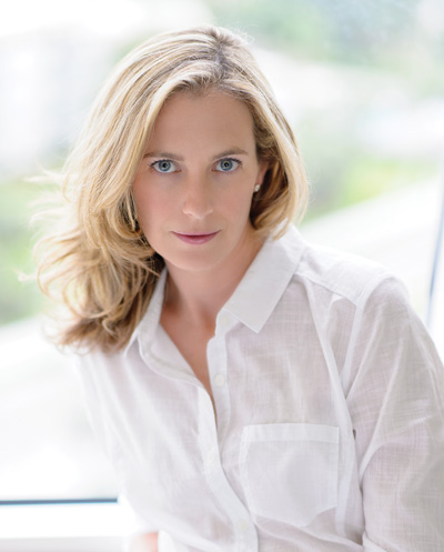 An interview with Lauren Weisberger photo