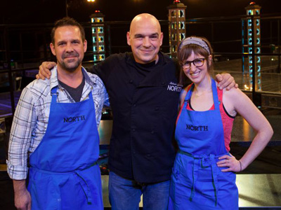 Stephanie Goldfarb on 'America's Best Cook' photo 2