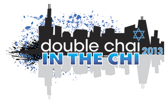 Double Chai in the Chi logo 2013