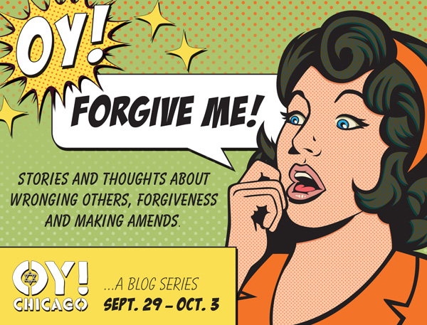 Oy! Forgive me! photo