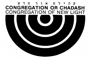 Or Chadash logo