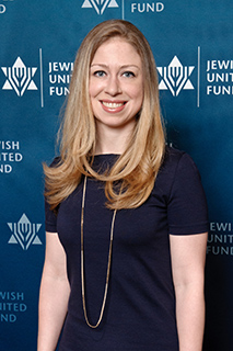 Chelsea Clinton photo 3