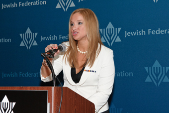 The value of young Jewish professionals photo