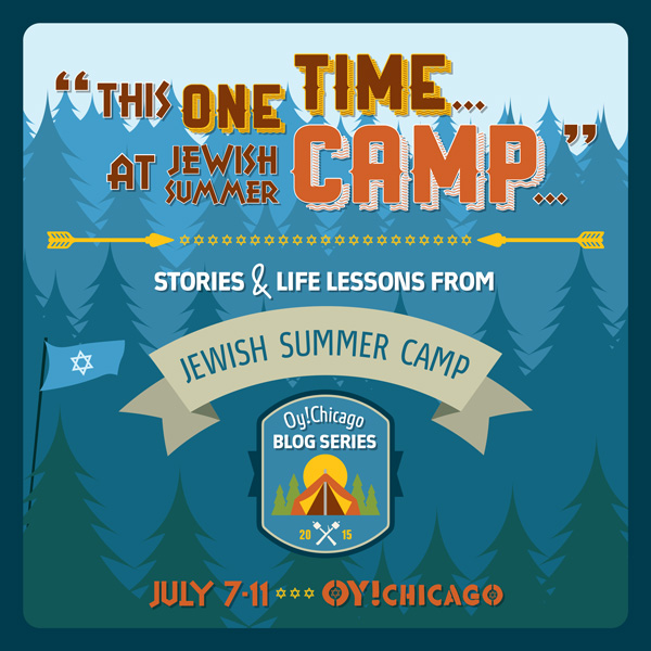 This one time at Jewish Summer Camp photo