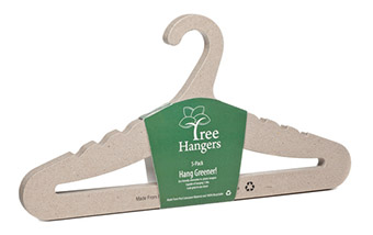 Local entrepreneur goes green with eco-friendly hanger designs photo 2