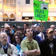 Chicagoans light the night for Gilad Shalit photo_th