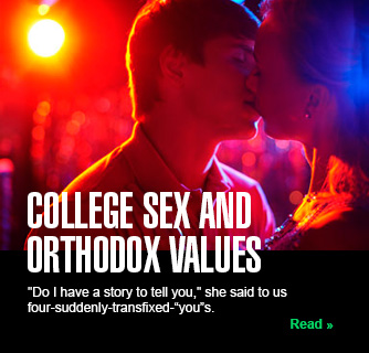 College Sex and Orthodox Values slide