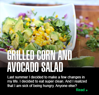Grilled Corn and Avocado Salad slide
